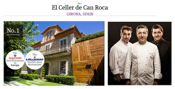 evarist march, celler de can roca