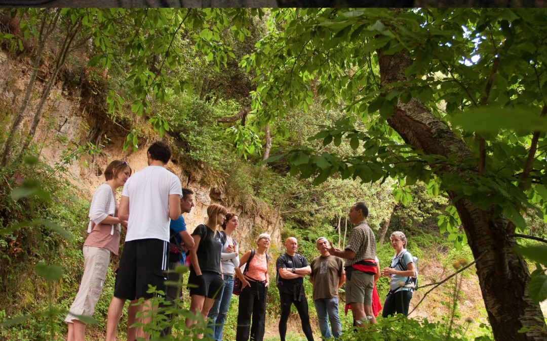 Do you want to be a nature guide? Curs intensiu en anglès