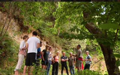 Do you want to be a nature guide? Intensive course on interpretation of natural heritage